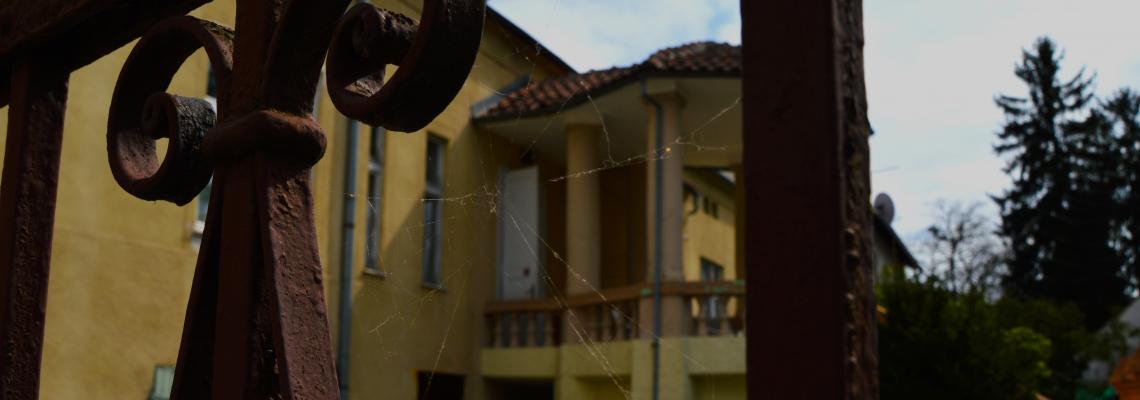 Za pajčevino