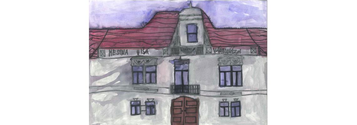 Mestna hiša - pályázat