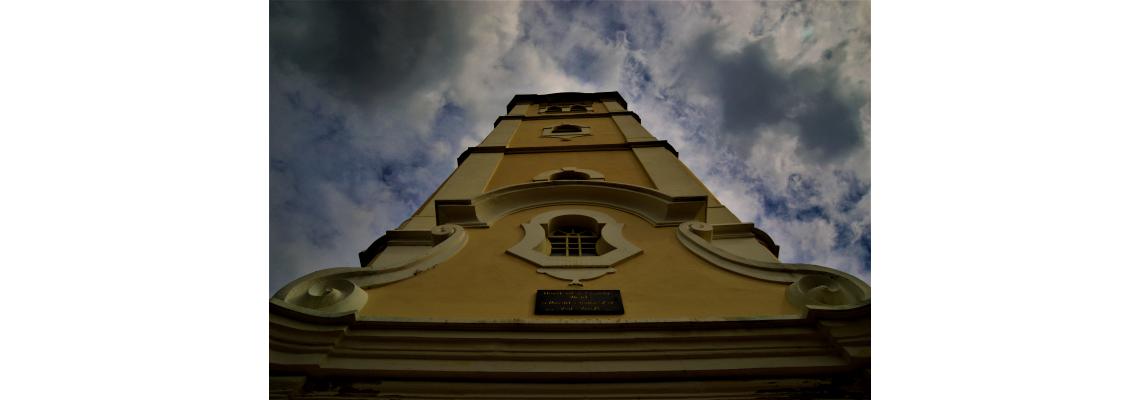 cerkev malo drugače